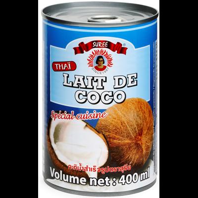 Lait de coco 17 mg 400 ml suree 1