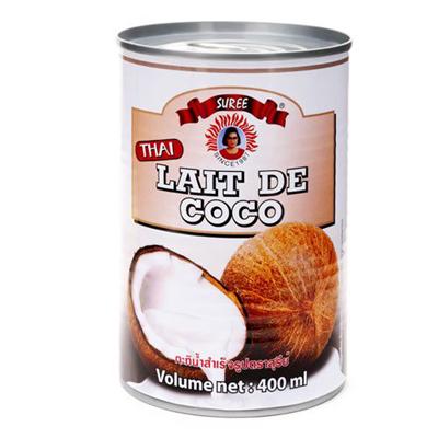 Lait de coco 400 ml suree
