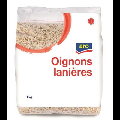 Lanieres d oignon 1 kg aro