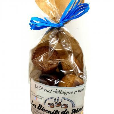 Le cevenol chataigne et miel de fleurs les biscuits de mumu 1