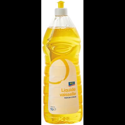 Liquide vaisselle citron 1 l x 3
