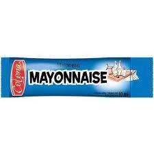 Lot de 20 sticks de mayonnaise 10 g colona