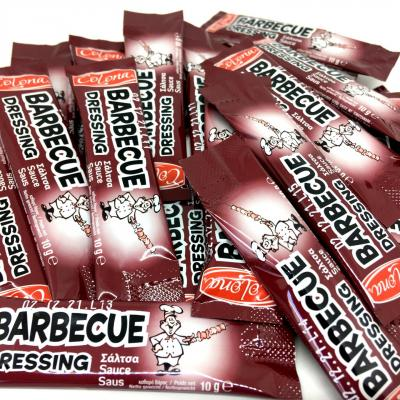 Sauce barbecue colona 10g en lot de 20