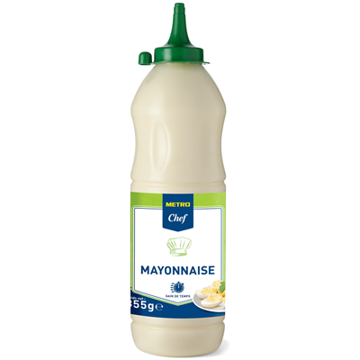 Mayonnaise 855 g metro chef