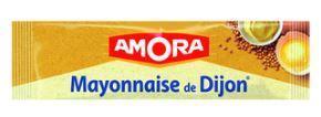 Mayonnaise de dijon dosettes 10 ml amora vendu a l unite