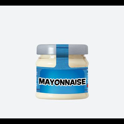 Mayonnaise room service pet 24 x 50 ml colona