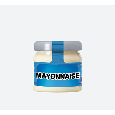 Mayonnaise room service pet 24 x 50 ml colona