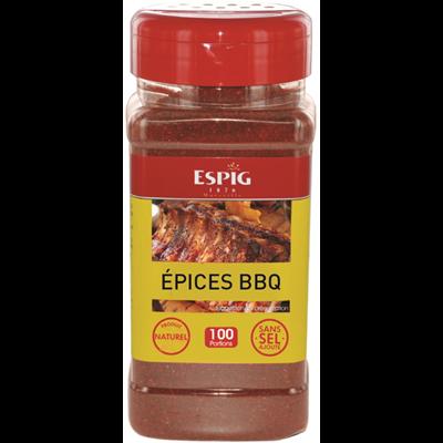 Melange d epices pour barbecue espig 220 g 1