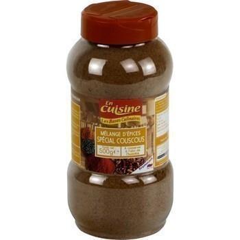 Melange d epices special couscous 500 g