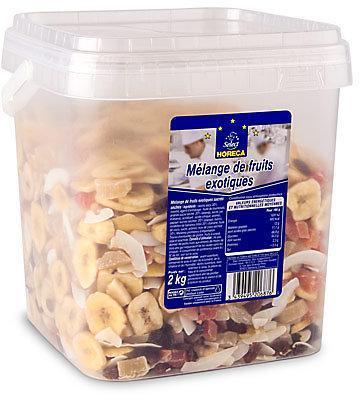 Melange exotique 3 kg cevennes terroir colis gastronomiques