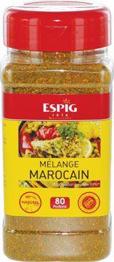 Melange marocain 240 g espig 1