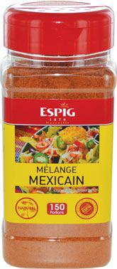 Melange mexicain 240 g espig 1