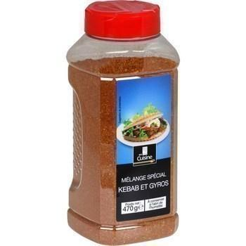 Melange special kebab et gyros 470 g