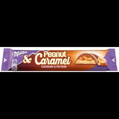 Milka cacahuete caramel 36 x 37 g