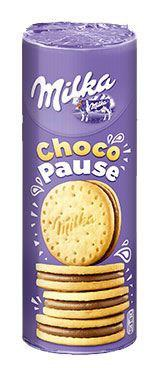 Milka choco pause 4 x 260 g pour professionnels
