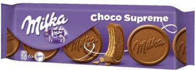 Milka choco supreme 4 x 180 g pour professionnels