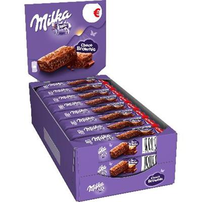 Milka chocolat brownie 24 x 50 g