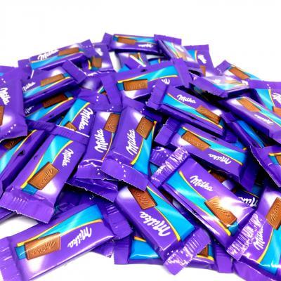 Milka naps chocolat au lait le lot de 30