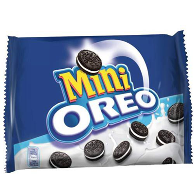 Mini biscuits 400 g oreo 2