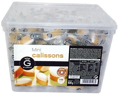 Mini calissons 930 g cevennes terroir colis gastronomiques