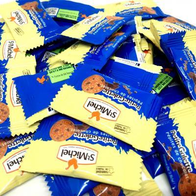 Mini galettes pepites de chocolat st michel le lot de 20
