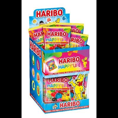 Mini happy life 30 x 40 g haribo