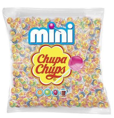 Mini sucettes 300 pieces chupa chups pour professionnels
