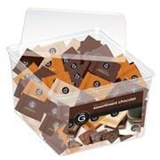 Mini tablette assortiment 800 g gilbert pour professionnels