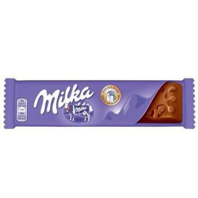 Mini tablettes chocolat au lait 48 x 25 g milka