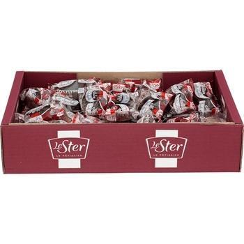 Moelleux tout chocolat les 44 gateaux de 30g