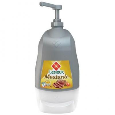 Moutarde 5 3 kg lesieur pour professionnels