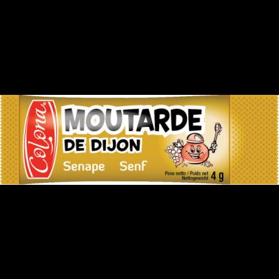 Moutarde de dijon 4 g colona vendu a l unite