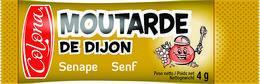 Moutarde de dijon 4 g x 1000