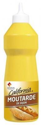 Moutarde de dijon california 950 ml lesieur pour professionnels