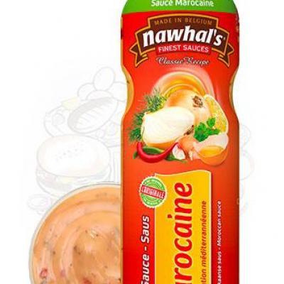 Nawhal s 950ml sauce marocaine