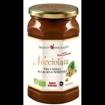 Nocciolata pate a tartiner cacao et noisettes 900 g rigoni di asiago