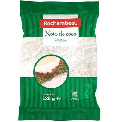 Noix de coco rapee 150 g rochambeau