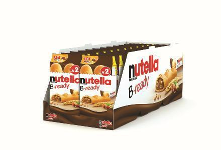 Nutella b ready 1 kg pour professionnels