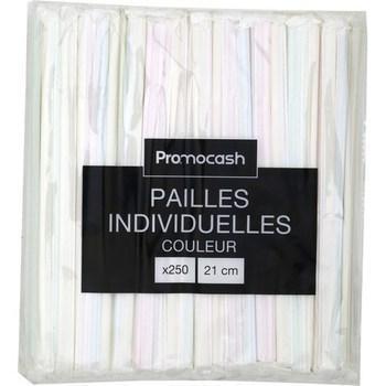 Pailles individuelles couleur 21 cm x250