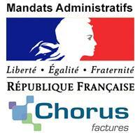 Panier gourmand paiement mandat administratif chorus pro