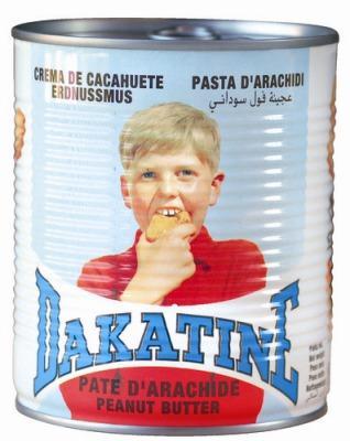 Pate d arachide en boite 1 2 425 g dakatine