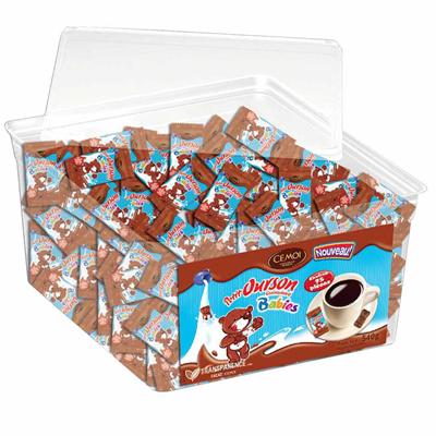 Petit ourson guimauve flowpacke 100 pieces 540 g cemoi 1