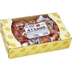 Petits cakes aux fruits paul rocher le plateau de 44 pieces de 37 5 g