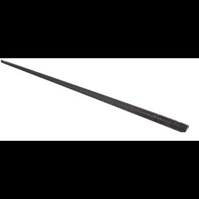 Pique plastique jetable noir vendu par 500