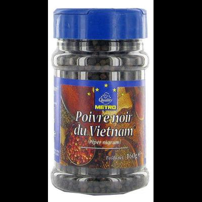 Poivre noir du vietnam 160 g 1