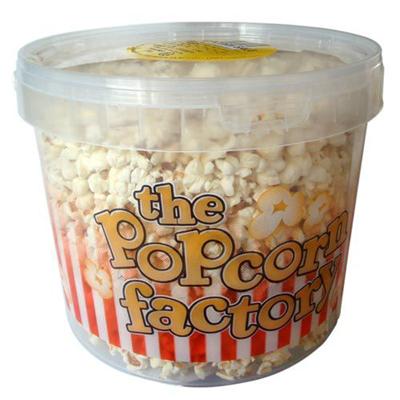 Pop corn sale seau 220 g