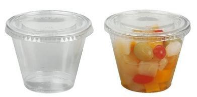 Pot dessert solo avec couvercle 266 ml vendu par 50