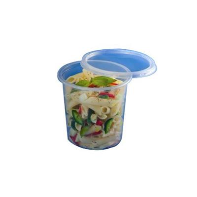 Pot rond jetable cristal 360 cc vendu par 50