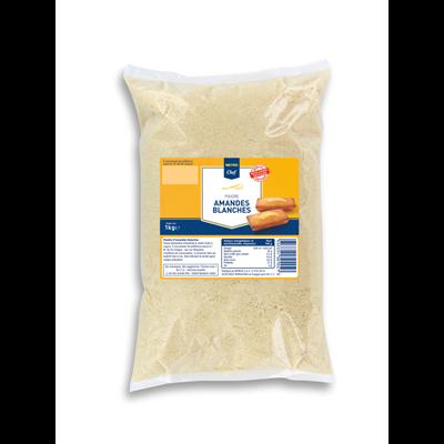 Poudre d amande blanche 1 kg metro chef