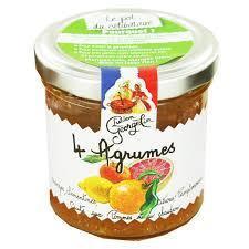 Preparation de fruits 4 agrumes lucien georgelin